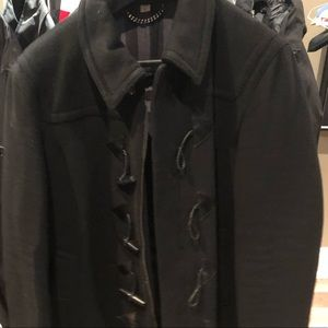 Authentic Burberry men's coat